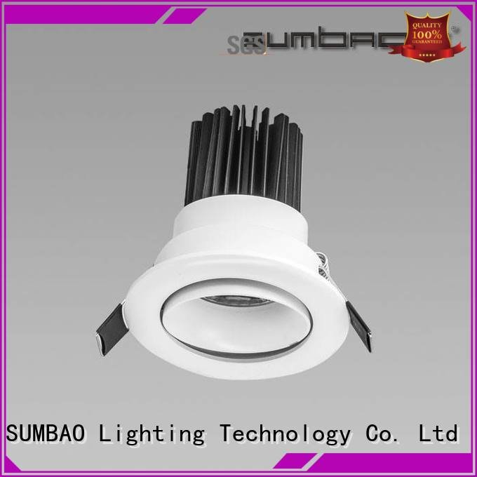 dw0301 LED Recessed Spotlight vottage customized SUMBAO