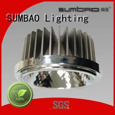 dw069 LED Recessed Spotlight SUMBAO 4 inch recessed lighting